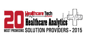 20 Most Promising Healthcare Analytics Solution Providers 2015